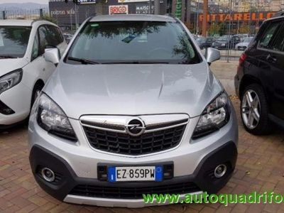 usado Opel Mokka Mokka 1.4 Turbo GPL Tech 140CV 4x2 Ego
