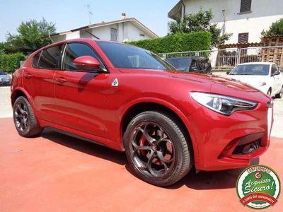 usata Alfa Romeo Stelvio 510 CV AT8 Quadrifoglio.HARMAN KARDON