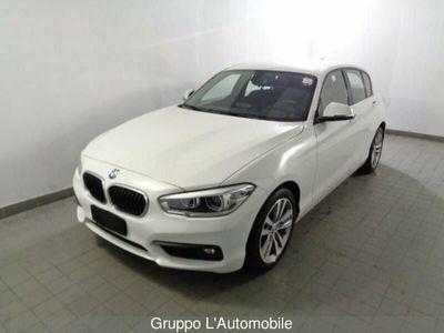usata BMW 118 Serie 1 F/20-21 2015 d Urban 5p auto