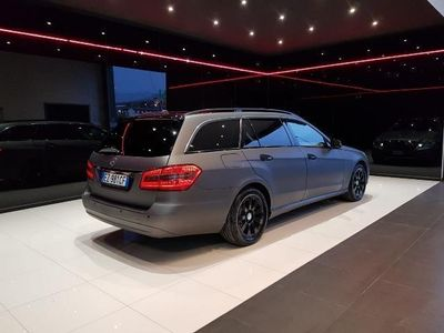 usata Mercedes E200 CDI S.W. BlueEFFICIENCY Executive