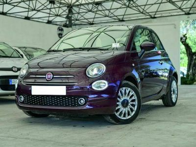 usata Fiat 500 1.2 69 cv lounge/navi 5/clima auto