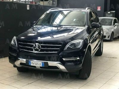 second-hand Mercedes ML350 BlueTEC 4Matic Premium ( FL) FN563JL