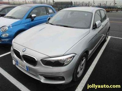 usata BMW 118 d 5p Advantage Automatica E6