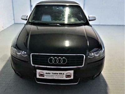 usata Audi A4 Cabriolet 2.5 V6 TDI cat