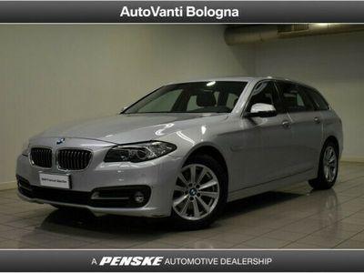 usata BMW 520 Serie 5 (F10/F11) d xDrive Business aut.
