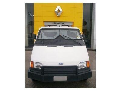 usata Ford Transit 2.5 TD 80CV BLINDATO Casapulla