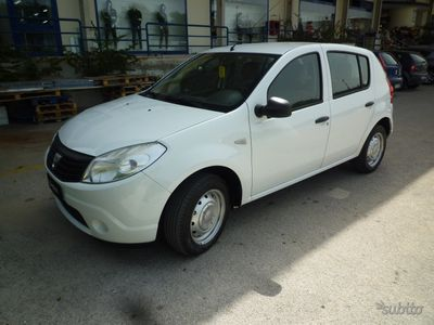 used Dacia Sandero 1.4 GPL AMBIANCE 7/2009