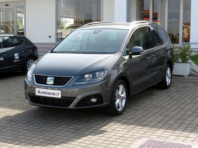 usata Seat Alhambra 2.0 TDI 150 CV DSG Xcellence