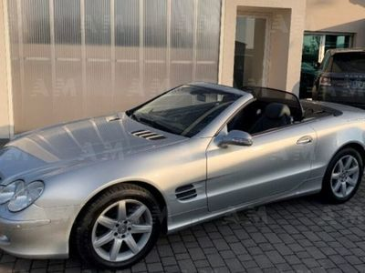 usata Mercedes SL350 cat BOOK SERVICE MB ENTRA