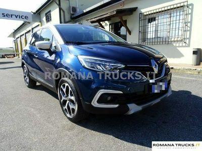 usata Renault Captur 150 CV EDC FAP Initiale Paris usato