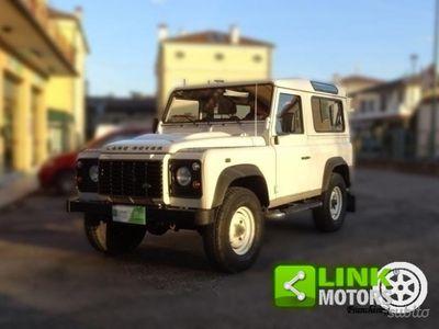 brugt Land Rover Defender 90 2.4 TD4 Station Wagon S