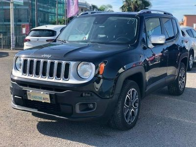 usata Jeep Renegade 2.0 Mjt 140CV 4WD Active Drive Low Limited usato