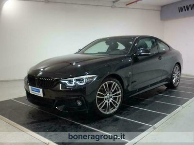 usata BMW 420 Serie 4 Coupe d Msport Steptronic