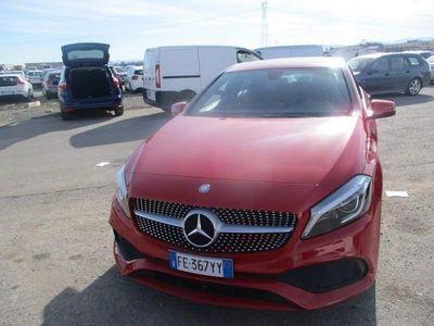 usata Mercedes A220 Classe Ad Automatic Premium 5 PORTE BERLINA