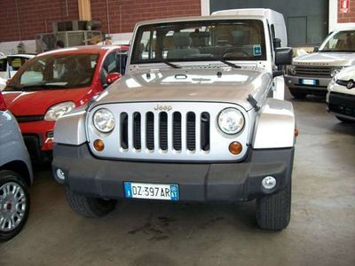 usata Jeep Wrangler 2.8 CRD DPF Sahara Auto