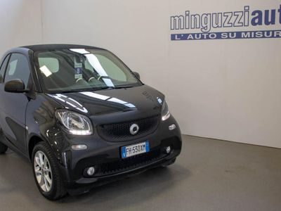 używany Smart ForTwo Coupé 70 1.0 pure cruise ctrl pacchetto cool & audio 15