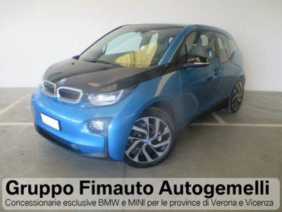 usata BMW i3 94 ah (range extender) aut. garanzia 24 mesi secon elettrica/benzina