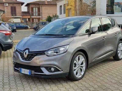 usata Renault Scénic 1.5 dCi 110CV EDC Energy del 2018 usata a Vigevano