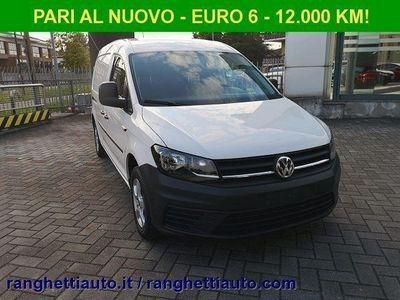 gebraucht VW Caddy 2.0 TDI 102 CV Furgone Maxi