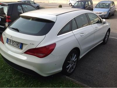 usata Mercedes CLA200 CDI S.W. 4Matic Aut. Executive