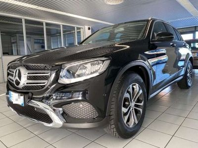 "usata Mercedes GLC220 d 4Matic Business Aut. ""Navi+PDC"""