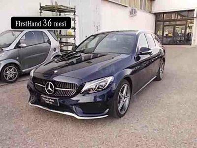 gebraucht Mercedes 250 Classe C Station WagonBlueTEC 4Matic Automatic Premium del 2015 usata a Imola
