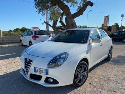 usata Alfa Romeo Giulietta restyling 1.4 gpl km ufficial