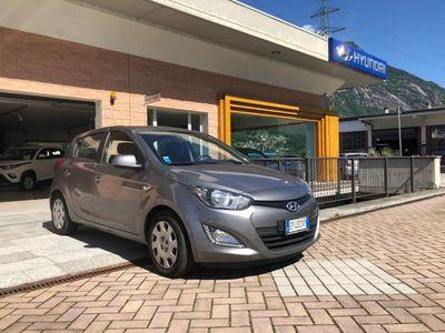 gebraucht Hyundai i20 1.2 5P. Bluedrive GPL Classic ADATTA A NEOPATENTATI
