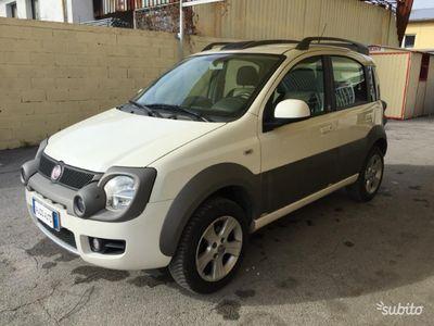 usata Fiat Panda Cross 1.3 MJT 16V 4x4 gancio traino