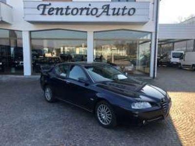 usata Alfa Romeo 166 2.4 JTD M-JET 20V 185 CV cat Exclusive