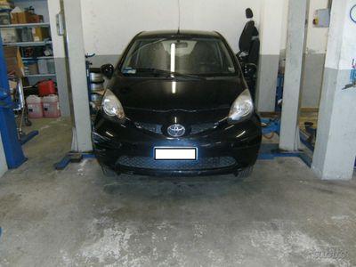 second-hand Toyota Aygo 1.0 benzina cambio automatico