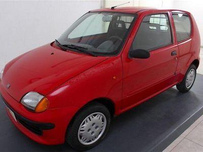 gebraucht Fiat Seicento 1.1i cat Van