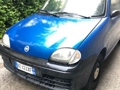 used Fiat 600 anno 2002