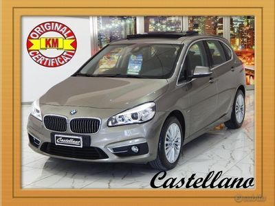 usata BMW 220 Active Tourer d xDrive Luxury aut TETTO-NAV