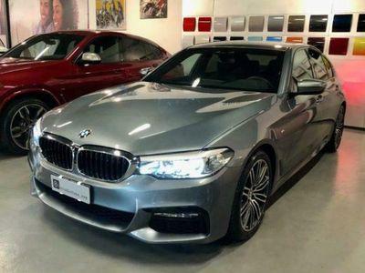 usata BMW 520 d Msport Aut.