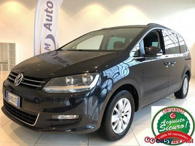 brugt VW Sharan 2.0 TDI DSG Comfortline Business BlueMotion Tech.