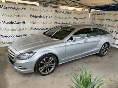 usata Mercedes CLS350 Shooting Brake CDI SW BlueEFFICIENCY 4Matic del 2014 usata a Palermo