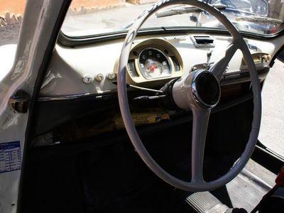 usata Fiat 600D 1964, Perfetta, iscritta ASI