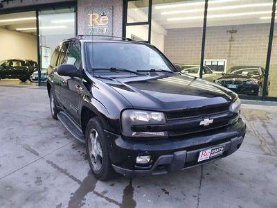 usata Chevrolet TrailBlazer 4.2 L6 LTZ