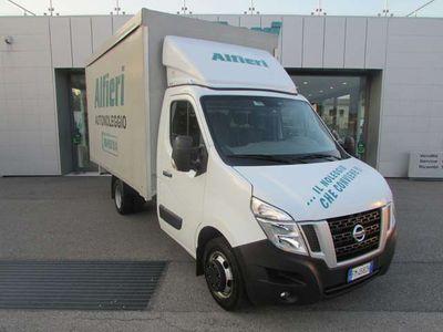 usata Nissan NV400 35 2.3 dCi 135CV E5B Cent Reg 4620x2100x2600 kg750
