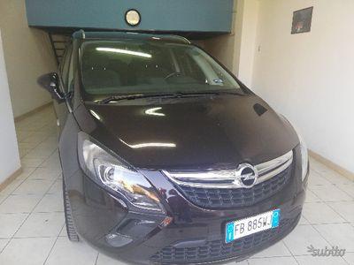 usata Opel Zafira Tourer 2000 cdti cv 170 automati- 2015