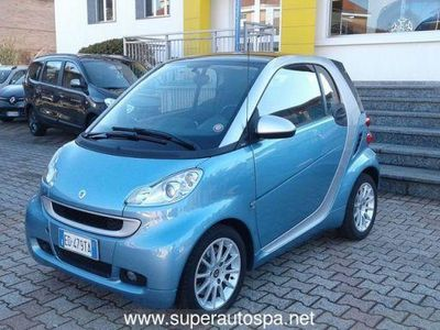 używany Smart ForTwo Coupé 800 40 kW passion cdi del 2011 usata a Vigevano