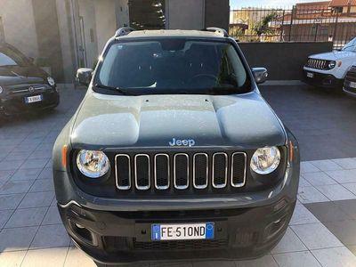 usata Jeep Renegade 1.6 120 LONGITUDE - 2016