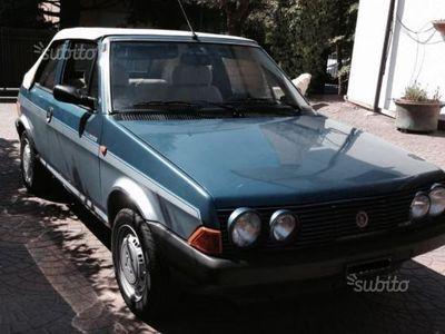 brugt Fiat Ritmo 85S CABRIO, PALINURO