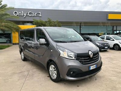 brugt Renault Trafic T29 1.6 dCi 125CV S&S Pl-TN Energy T.Turbo