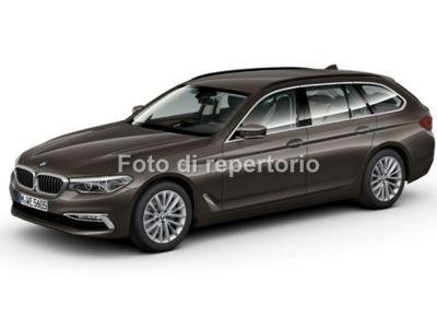 gebraucht BMW 520 SERIE 5 TOURING d Touring Luxury