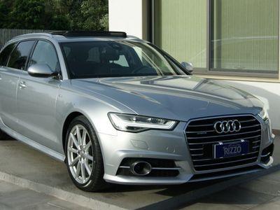 usado Audi A6 2.0tdi av 190cv s-line quatt tetto pelle
