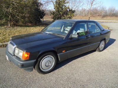 usata Mercedes 190 cat UNICO PROPRIETARIO DAL 1996