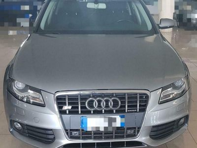 usata Audi A4 A4Avant quattro 2.0 TDI 177 CV Business Plus 2012 Full