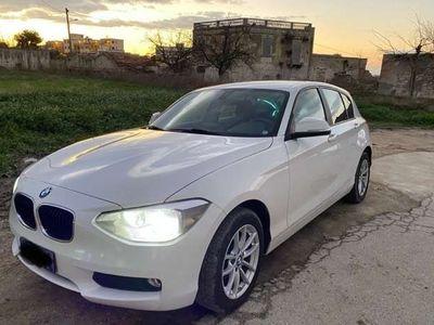 usata BMW 114 Serie 1 (F20) 5p. Sport con manuten totale